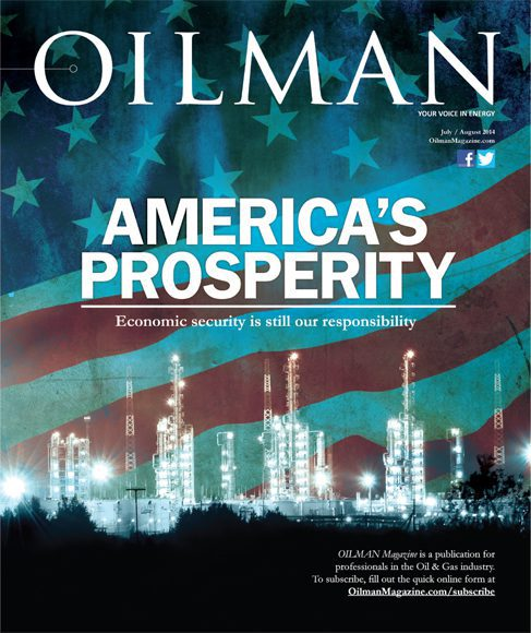 Letter from the Publisher... America's Prosperity