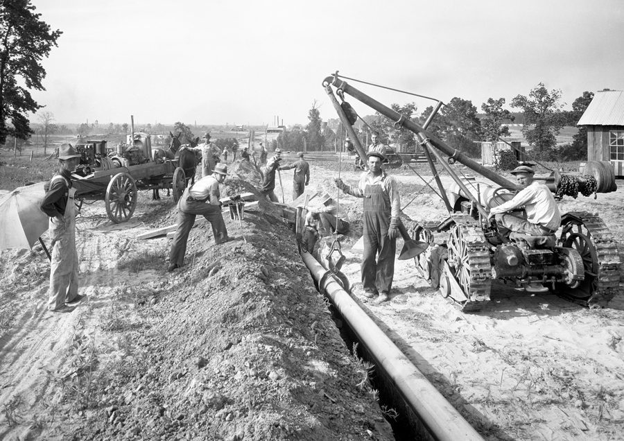 Pipeline-Construction-Barbers-Hill