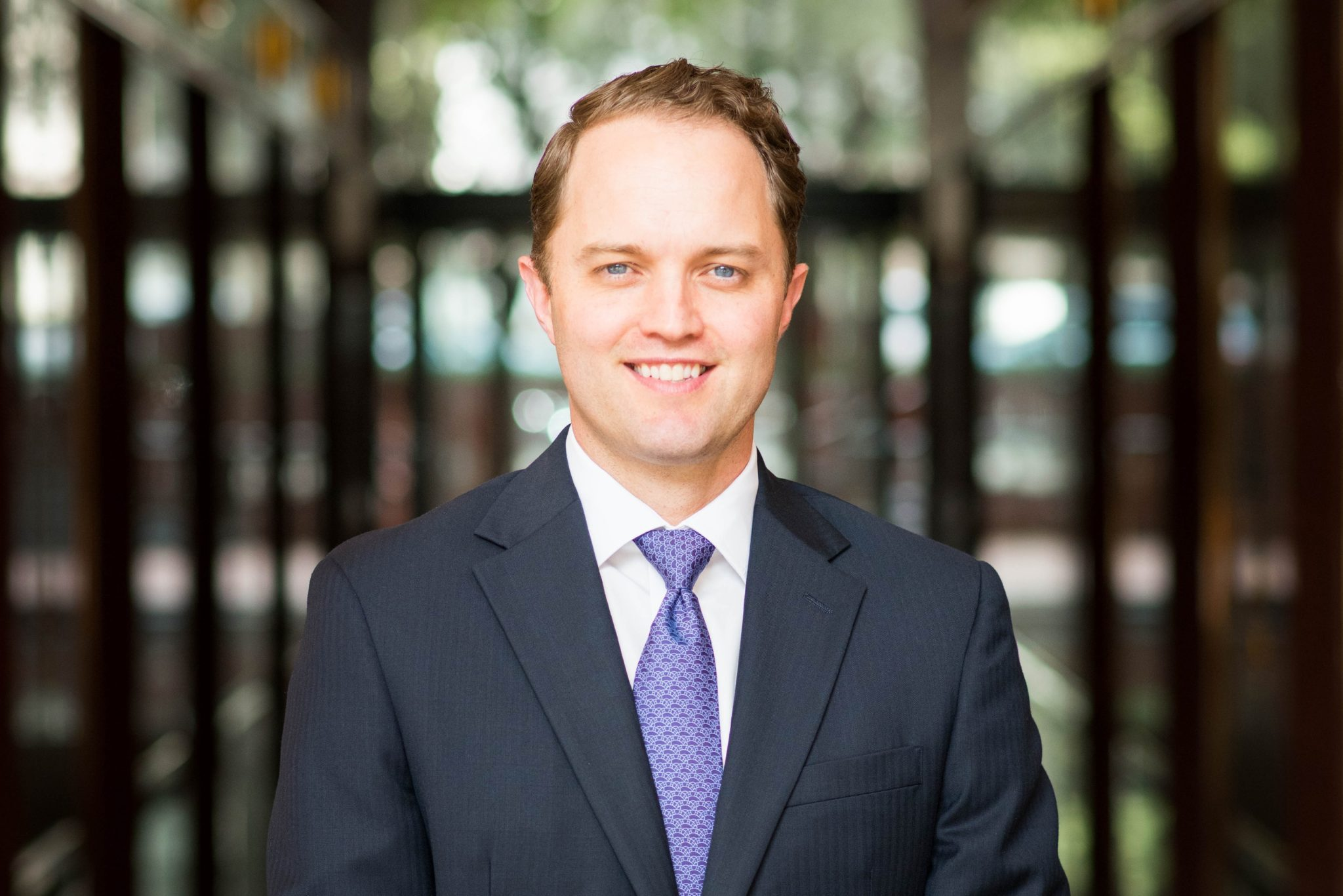 Stephen Cravens, Executive Director, Young Professionals in Energy.