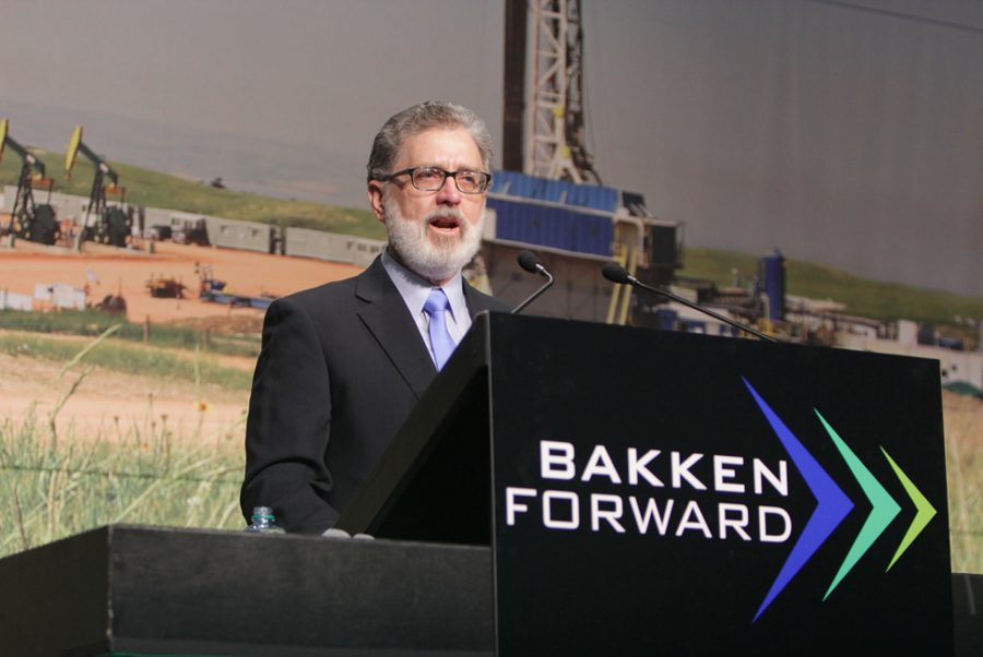 Lynn Helms, Director, North Dakota Department of Mineral Resources gives an overview of the Bakken energy potentials.