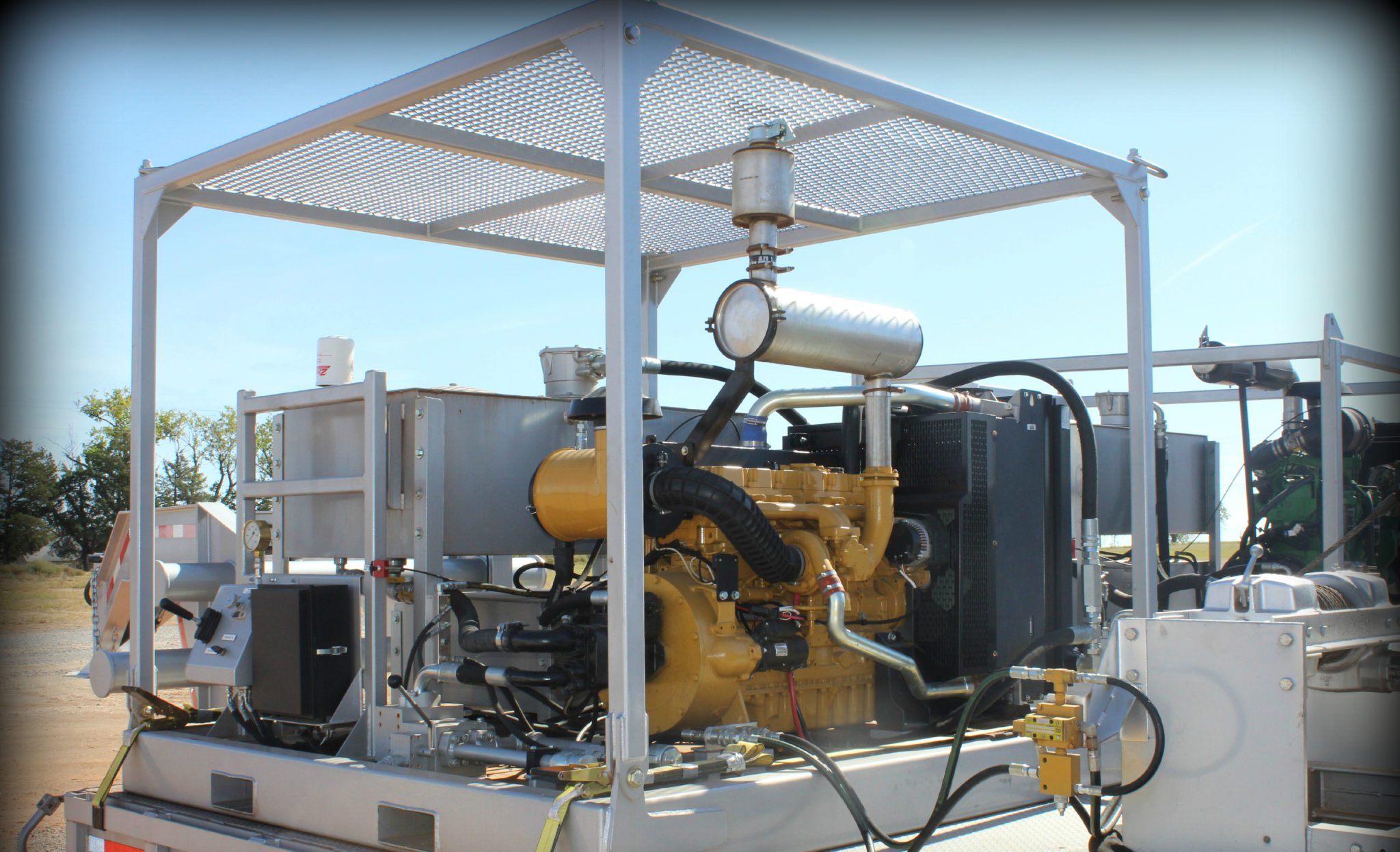 Hydraulic Drives that Fit the Application