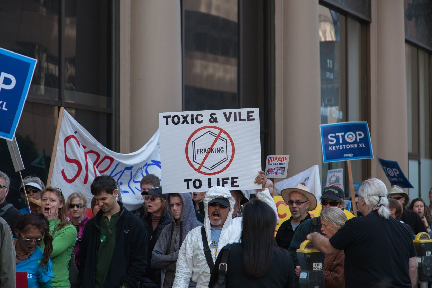 Understanding and Managing Environmental Protest Threats
