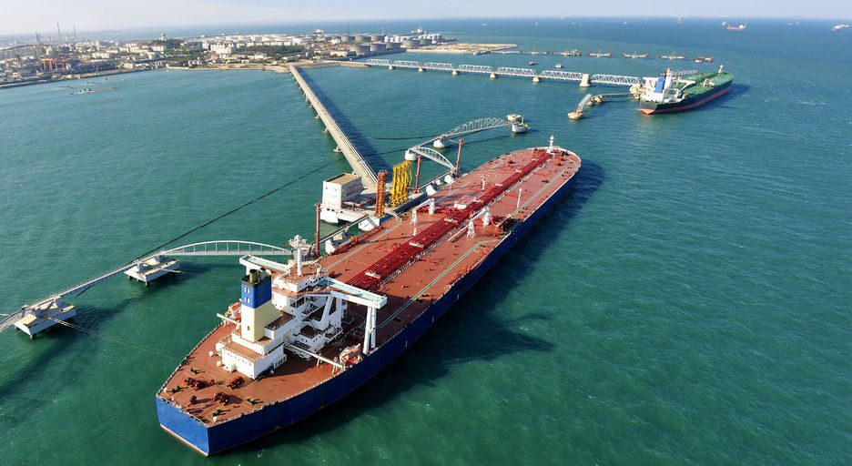 China Imports Oil and Gas