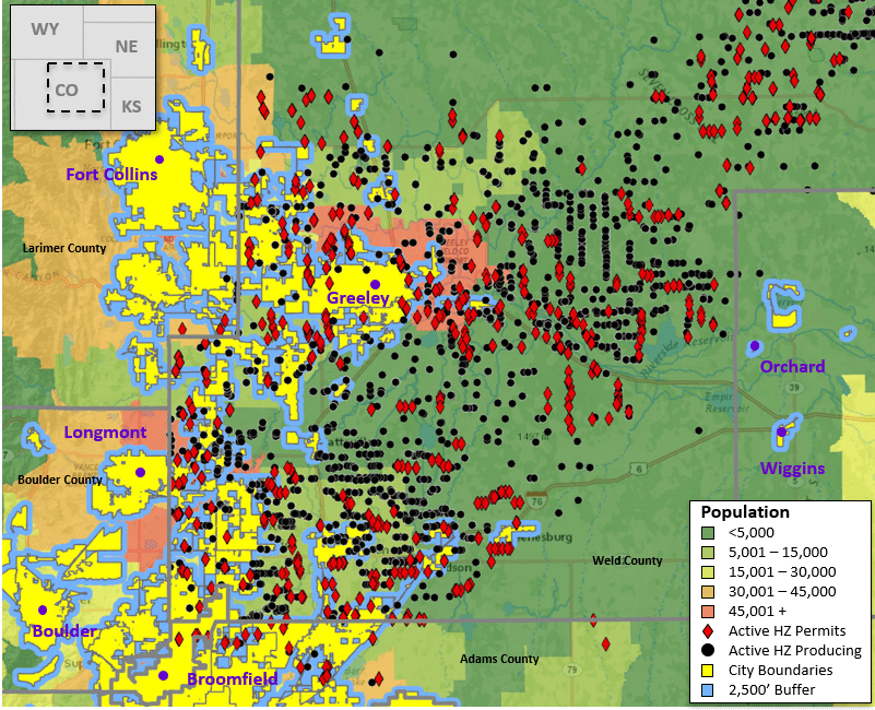 Colorado's Anti-Fracing Measure: What's At Stake for Future Oil & Gas Production?