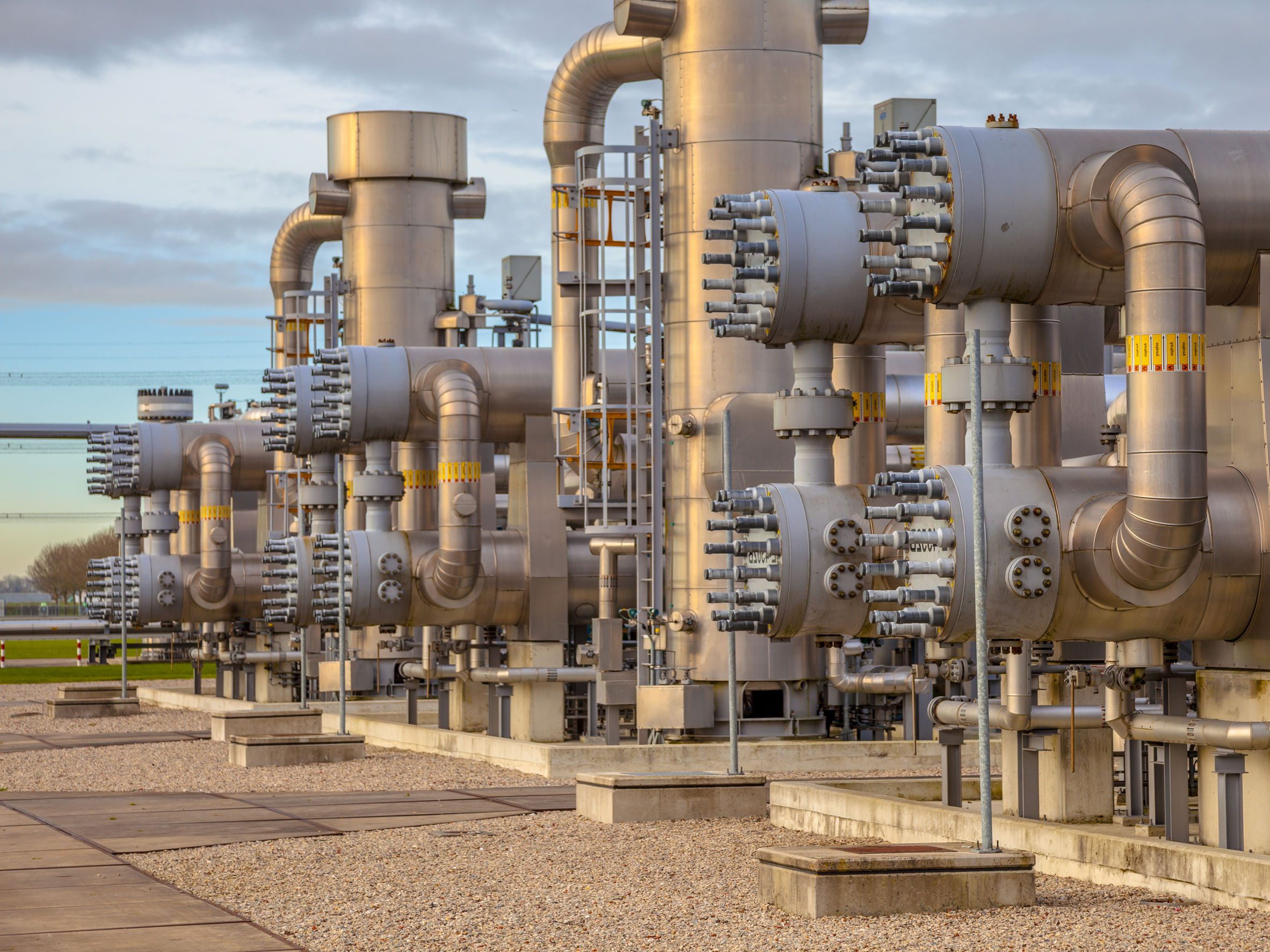 10 Simple Measures That Can Improve the Profitability for Natural Gas Plants