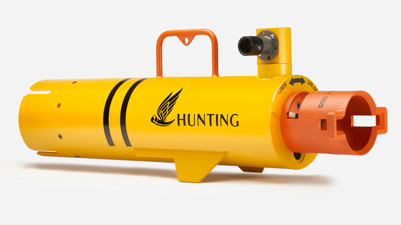 Chemical Injection Metering Valve – Photo courtesy of Hunting PLC