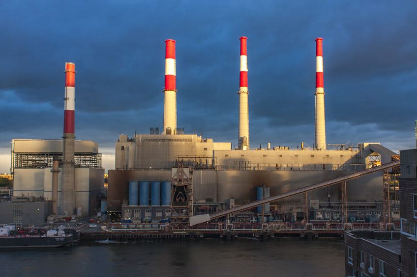 Natural Gas Generates the Most Electricity