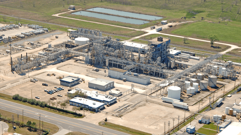 MFG Chemical CEO Keith Arnold Talks About New Plant and MFG's Future