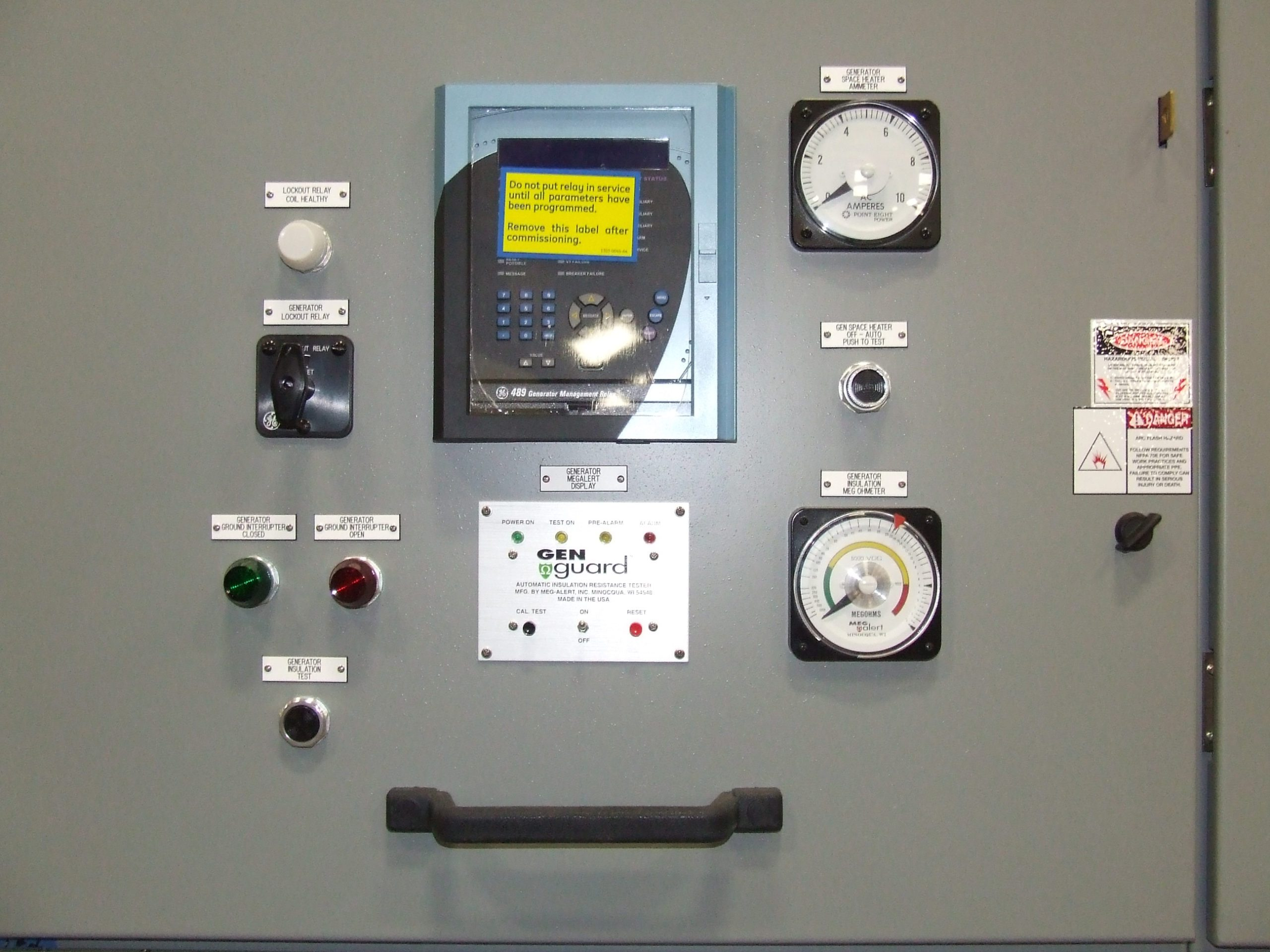 """Continuous """"Hands Off"""" Insulation Resistance Testing of Critical Motors"""