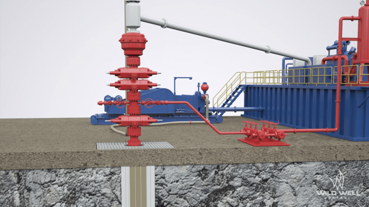 Wild Well's Online Introduction to Drilling Operations Course