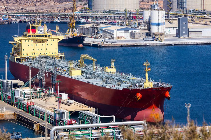 Oil prices rise in response to turmoil in Middle East