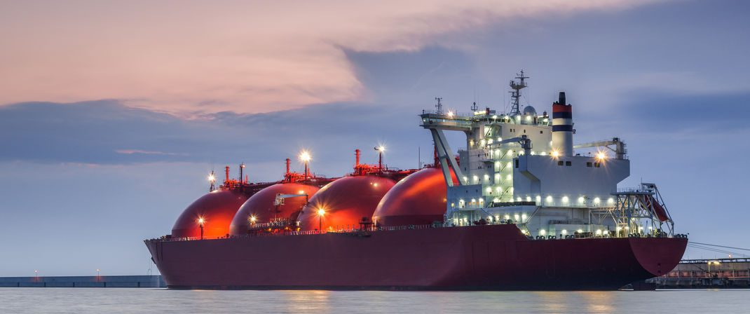 Natural gas shows signs of becoming the fuel of the future