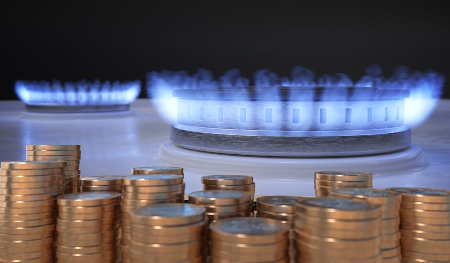 Natural gas prices down, inventories up as winter approaches