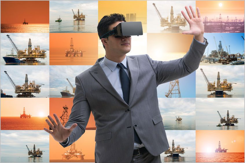 Oil and gas companies embracing virtual reality technology to enhance operations, says GlobalData