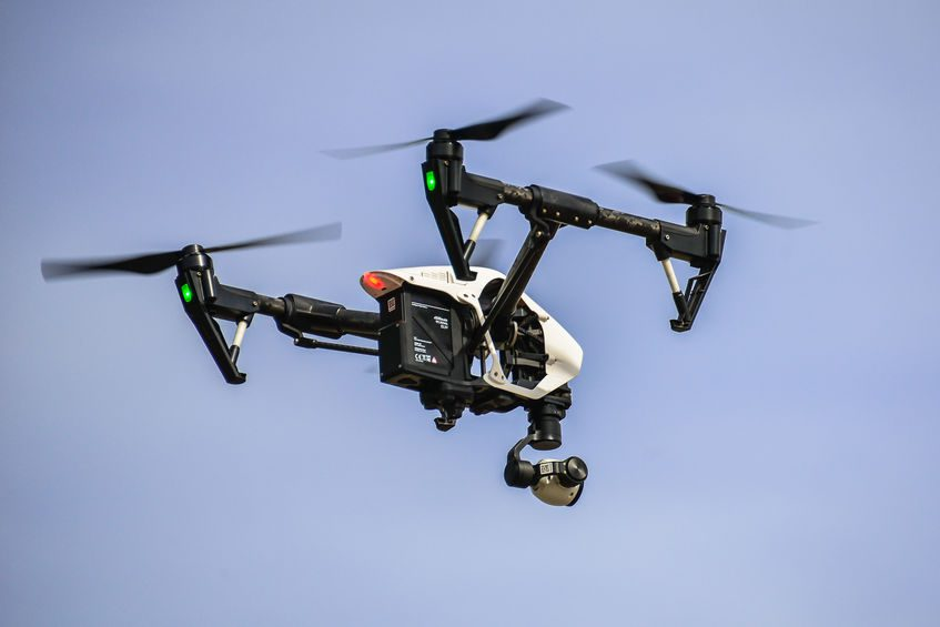 Key trends in drone applications in the oil and gas industry