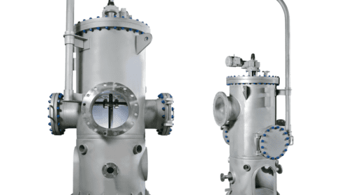 """Coarse Filtration: The """"First Line of Defense"""" In Protecting Oil and Gas Processes"""