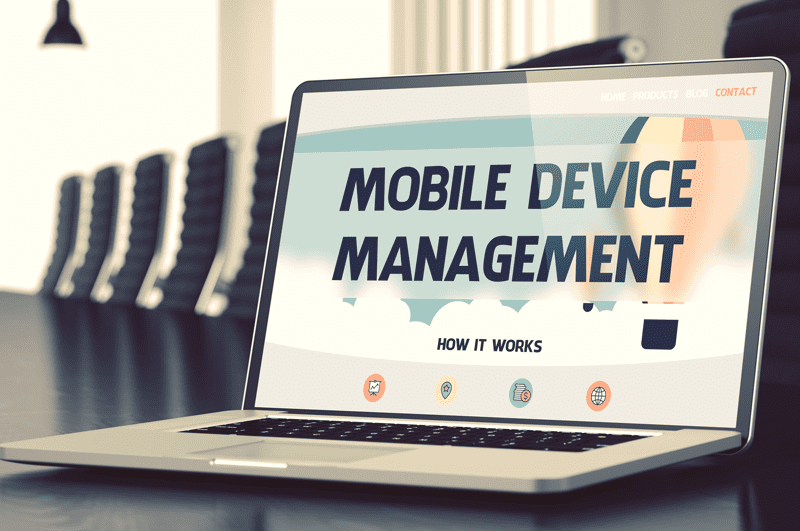 Five Essential Mobile Device Management Features for Oil and Gas Personnel