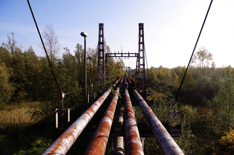 According to Cate, most of the natural gas pipelines are over 40 years old and are in need of updates sooner rather than later.