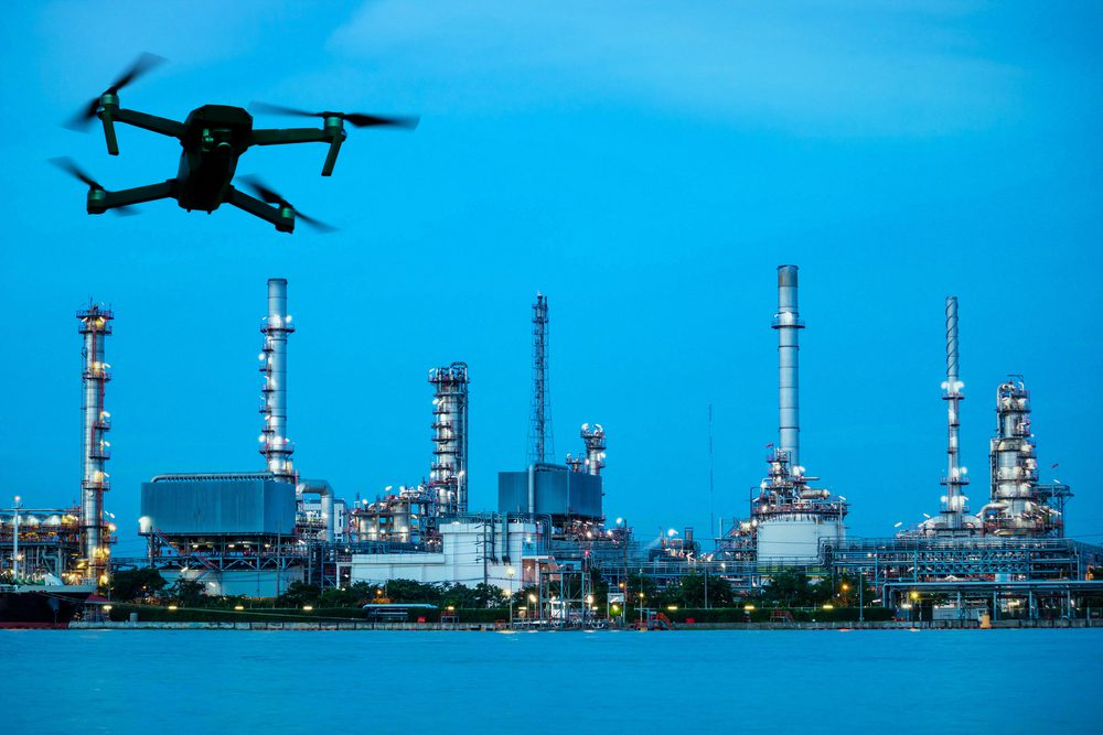 Leading companies employing drones in the oil and gas industry