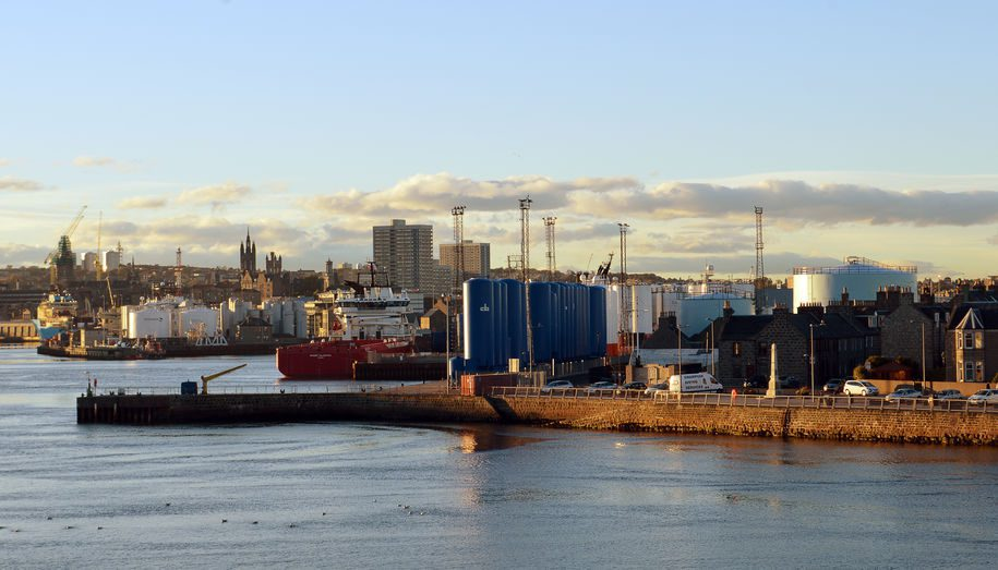 Oil and gas critical to Aberdeen's ambitious plans to become a clean energy hub