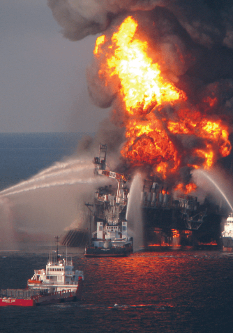 Photos courtesy of Deepwater Horizon Study Group - Center for Catastrophic Risk Management - UC Berkeley