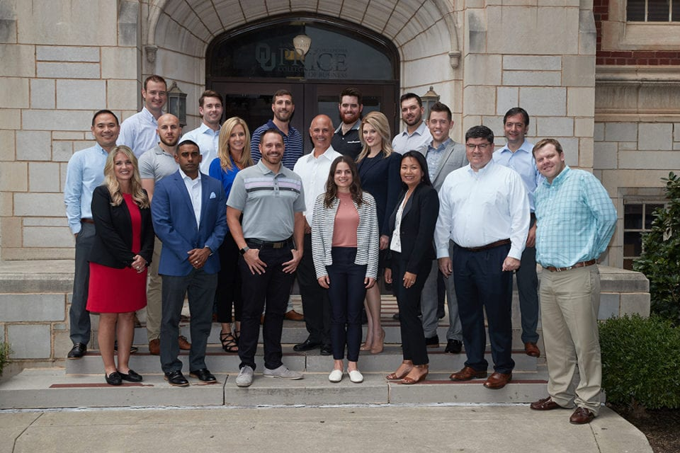 OU's EMBA in Energy Program Reports Rankings Gains