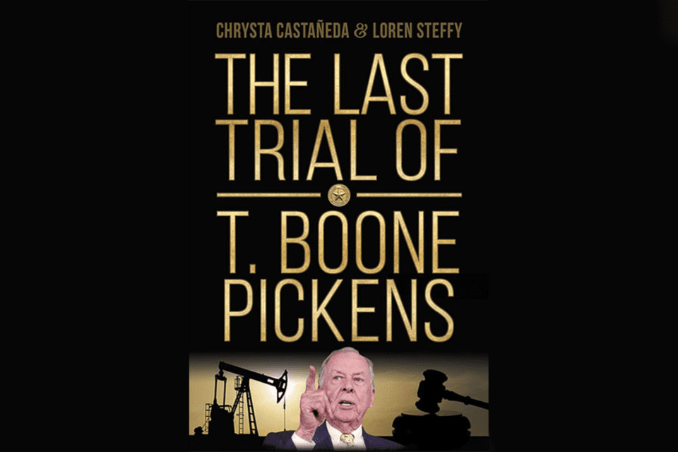 "T. Boone Pickens and the ""Red Bull"": A Once-in-a-Lifetime Case — and Client"