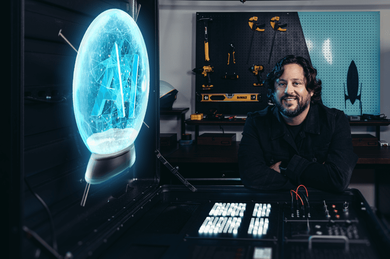 Ben Lamm, co-founder, executive chairman, and CEO of Hypergiant