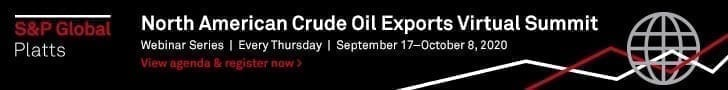 North America Crude Oil Exports Virtual Summit