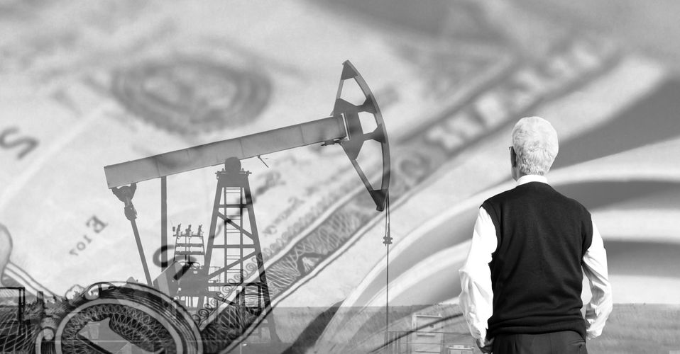 World oil activity slides to new low