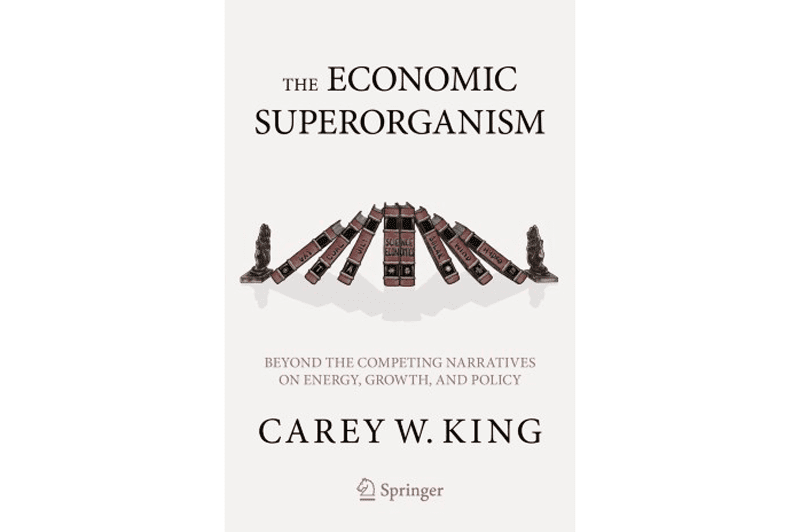 The Economic Superorganism: Beyond the Competing Narratives on Energy, Growth and Policy