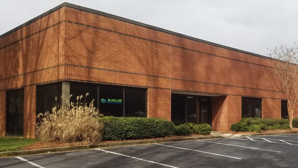 Anue Water Relocates To Larger Atlanta-based HQ & Manufacturing Facilities Due To Record Growth, Municipal Demand for Eco-Friendly Wastewater Equipment Solutions
