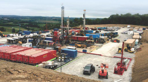 PA Natural Gas Hit Record levels in 2020