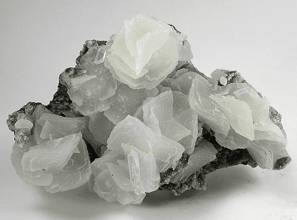The carbonate mineral calcite. Photo courtesy of USGS