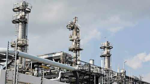 Natural gas production and exports show growth