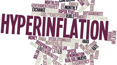 Hyperinflation: Crude Oil Prices To Infinity & Beyond