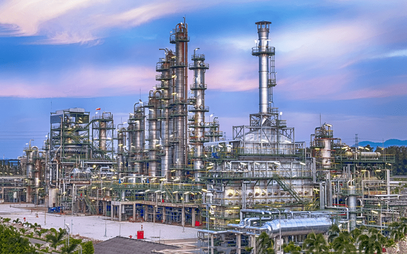 The Petrochemical Industry Versus COVID-19