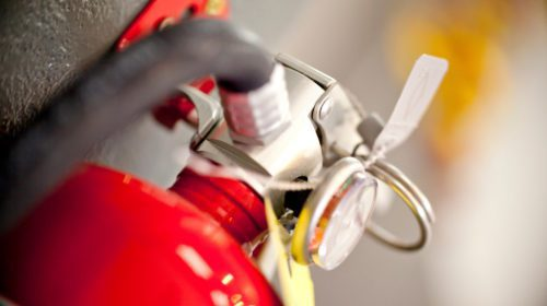 Fire Extinguishers: More than Just a Prop